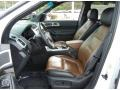Pecan/Charcoal Front Seat Photo for 2011 Ford Explorer #73550114