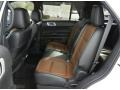 Pecan/Charcoal Rear Seat Photo for 2011 Ford Explorer #73550162
