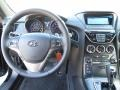 Black Cloth Dashboard Photo for 2013 Hyundai Genesis Coupe #73550609