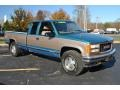Laguna Green Metallic 1997 GMC Sierra 1500 Gallery