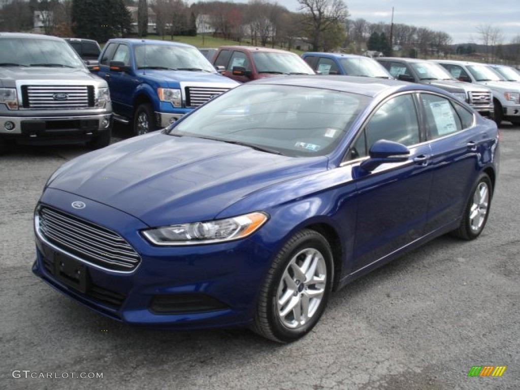 2018 Ford Fusion Blue Metallic Upcomingcarshq Com