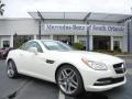 2013 Diamond White Metallic Mercedes-Benz SLK 250 Roadster #73538493