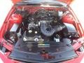 2007 Torch Red Ford Mustang V6 Premium Convertible  photo #23