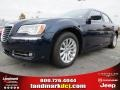 Jazz Blue Pearl 2013 Chrysler 300