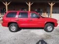 Flame Red 1999 Dodge Durango Gallery
