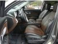 Jet Black/Brownstone Front Seat Photo for 2010 Chevrolet Equinox #73585165