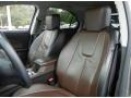 Jet Black/Brownstone Front Seat Photo for 2010 Chevrolet Equinox #73585184