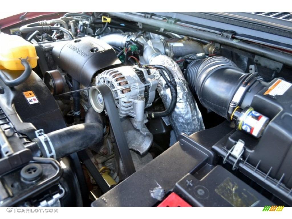 Ford Excursion 2002 >> 2000 Ford Excursion Limited 4x4 7.3 Liter OHV 16-Valve Turbo-Diesel V8 Engine Photo #73585925 ...