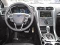 Charcoal Black Dashboard Photo for 2013 Ford Fusion #73589264