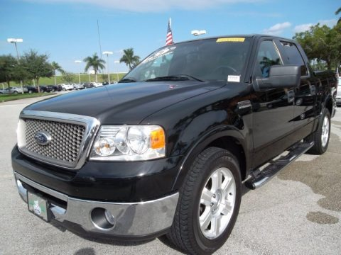 2008 ford f150 lariat supercrew data info and specs. Black Bedroom Furniture Sets. Home Design Ideas
