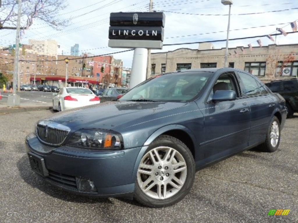 2005 Lincoln Ls V8 >> 2005 Norsea Blue Metallic Lincoln Ls V8 73581789 Gtcarlot