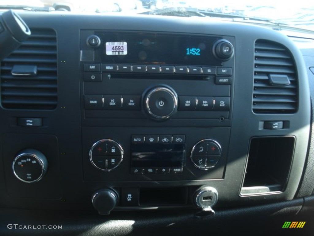2013 Silverado 1500 LT Extended Cab 4x4 - Deep Ruby Metallic / Ebony photo #16