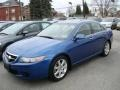 Arctic Blue Pearl 2005 Acura TSX Gallery