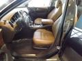 2013 Enclave Premium Choccachino Leather Interior