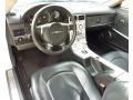 Dark Slate Gray 2006 Chrysler Crossfire Interiors