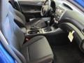 WRX Carbon Black Interior Photo for 2013 Subaru Impreza #73631450