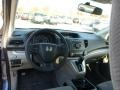 2013 Twilight Blue Metallic Honda CR-V LX AWD  photo #12