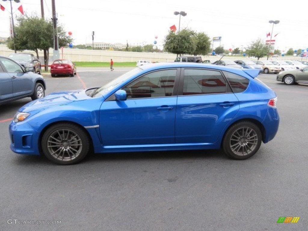 Wr Blue Mica 2011 Subaru Impreza Wrx Wagon Exterior Photo 73635825 Gtcarlot Com