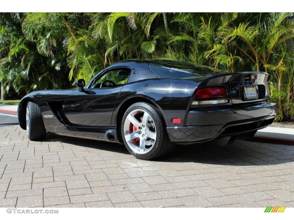 2006 viper black dodge viper srt 10 coupe 73633652 photo 2 car color galleries. Black Bedroom Furniture Sets. Home Design Ideas