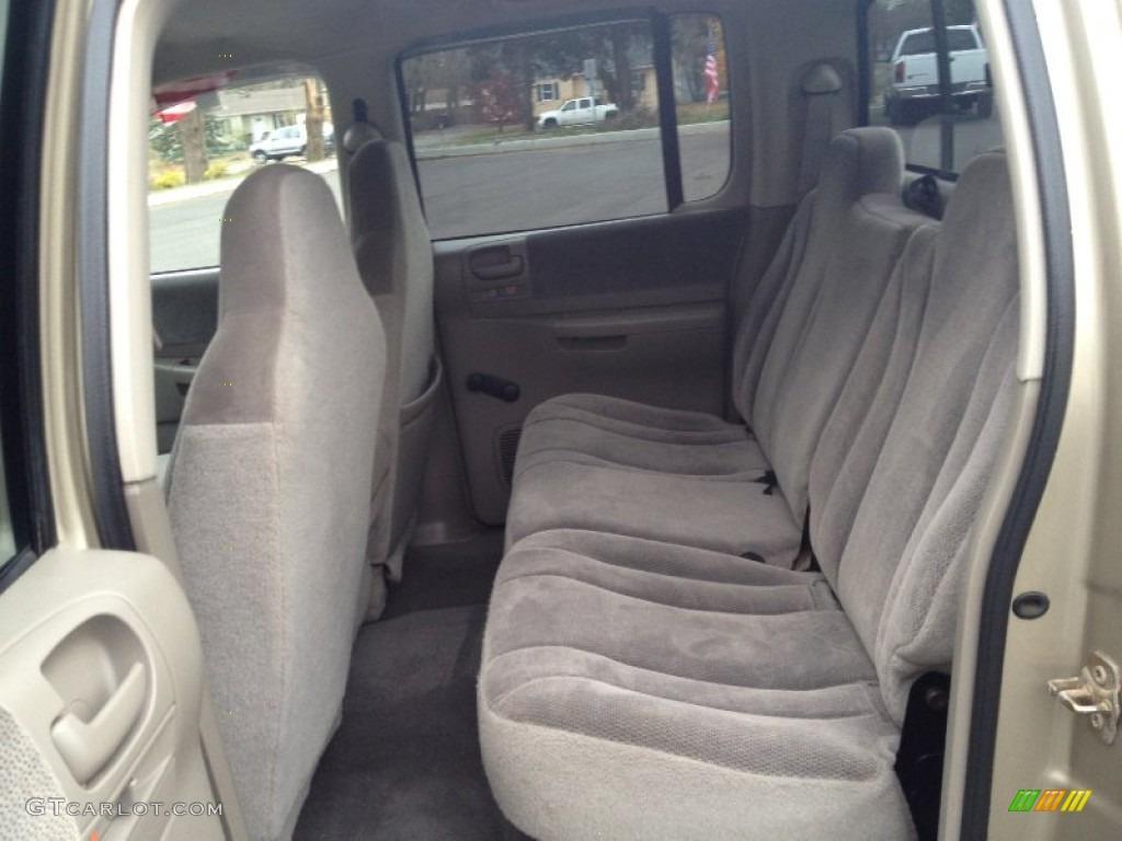 on 1996 Dodge Dakota Quad Cab