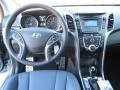 Black Dashboard Photo for 2013 Hyundai Elantra #73654515