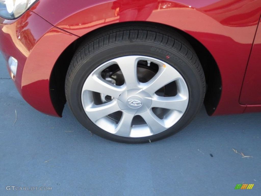 2013 Hyundai Elantra Limited Wheel Photo 73654919