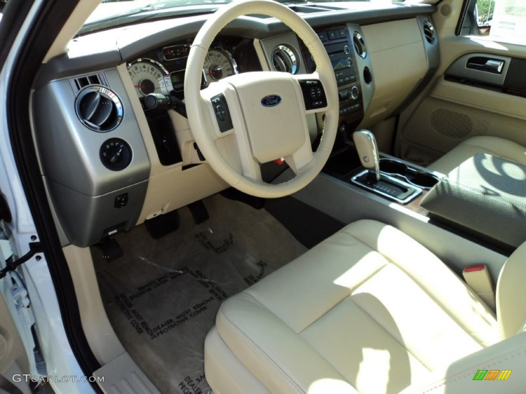 2012 Ford Expedition Xlt Interior Color Photos