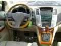Parchment Dashboard Photo for 2009 Lexus RX #73664404