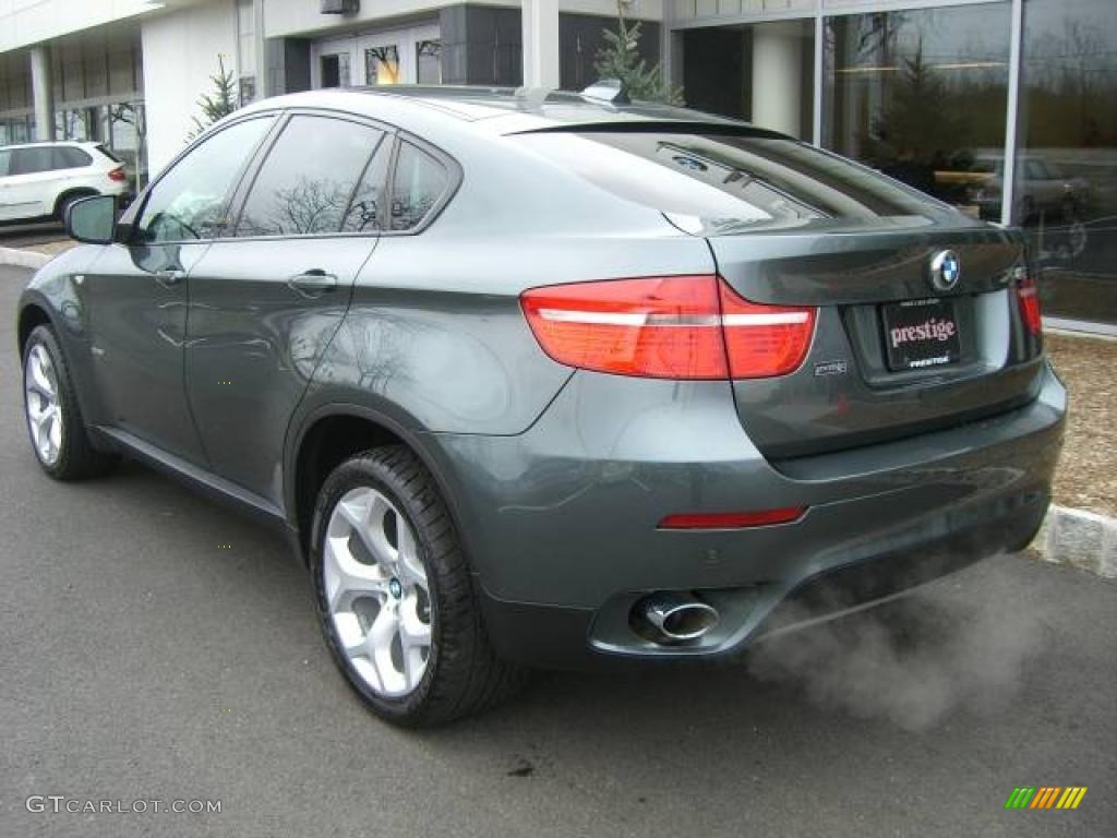 2008 Tasman Green Metallic Bmw X6 Xdrive35i 7350057 Photo