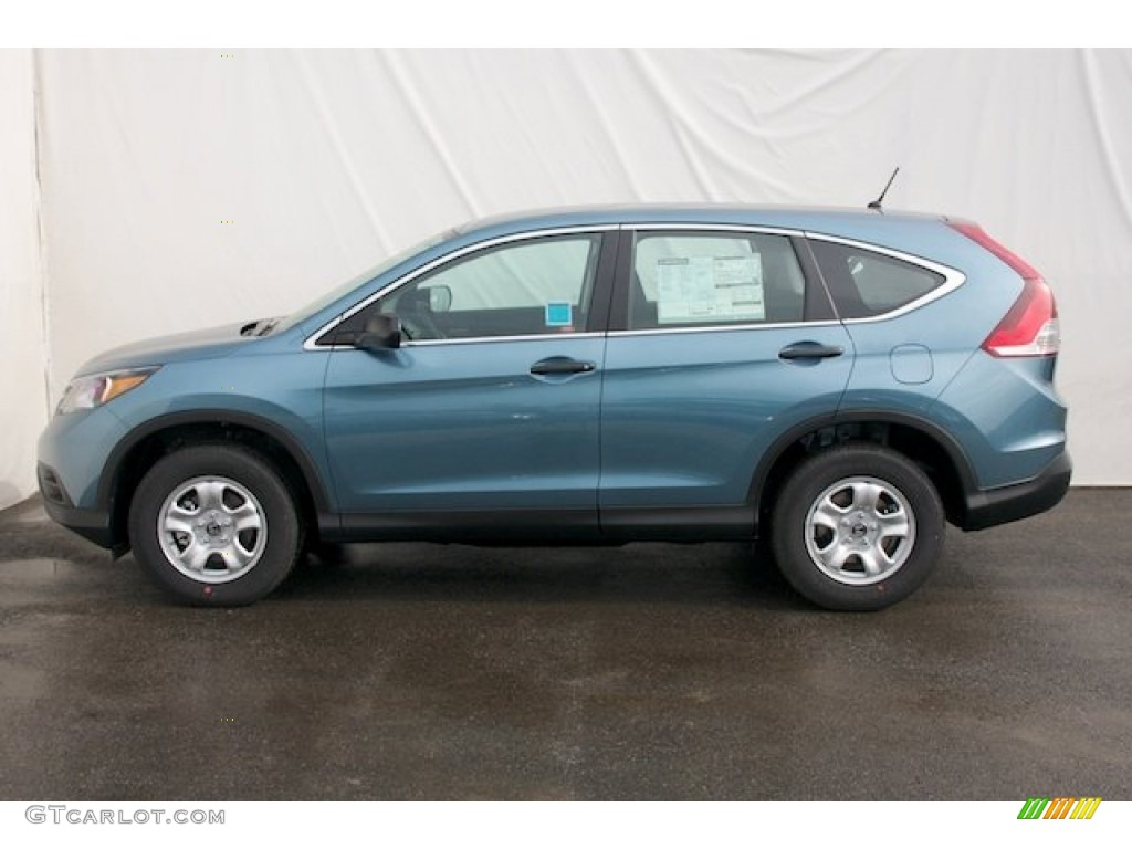 Mountain Air Metallic 2013 Honda Cr V Lx Exterior Photo 73676131
