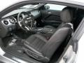 2013 Ford Mustang Charcoal Black Interior Prime Interior Photo
