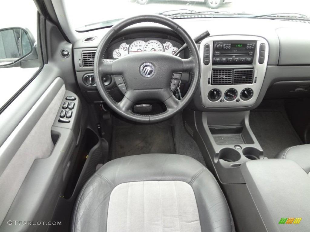 2005 Mercury Mountaineer V8 Interior Photos