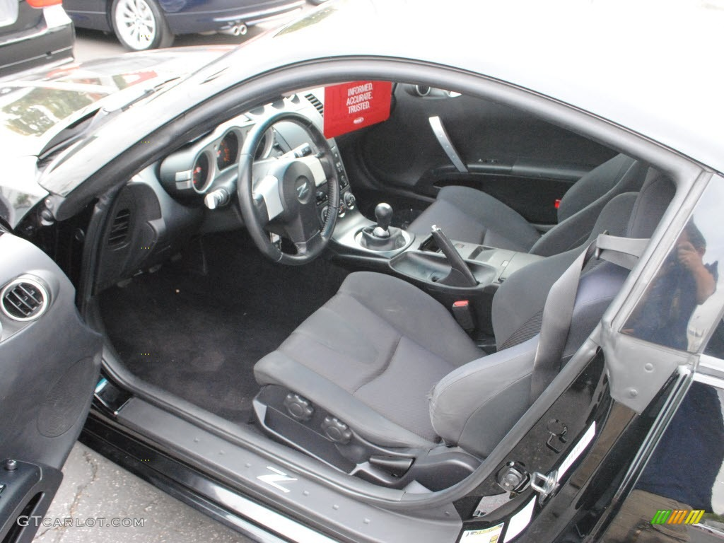 carbon interior 2005 nissan 350z coupe photo 73698447. Black Bedroom Furniture Sets. Home Design Ideas