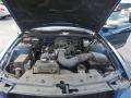2007 Vista Blue Metallic Ford Mustang V6 Premium Convertible  photo #24