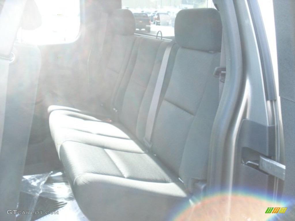 2013 Silverado 1500 LT Extended Cab 4x4 - Mocha Steel Metallic / Ebony photo #13