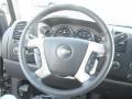 2013 Mocha Steel Metallic Chevrolet Silverado 1500 LT Extended Cab 4x4  photo #18