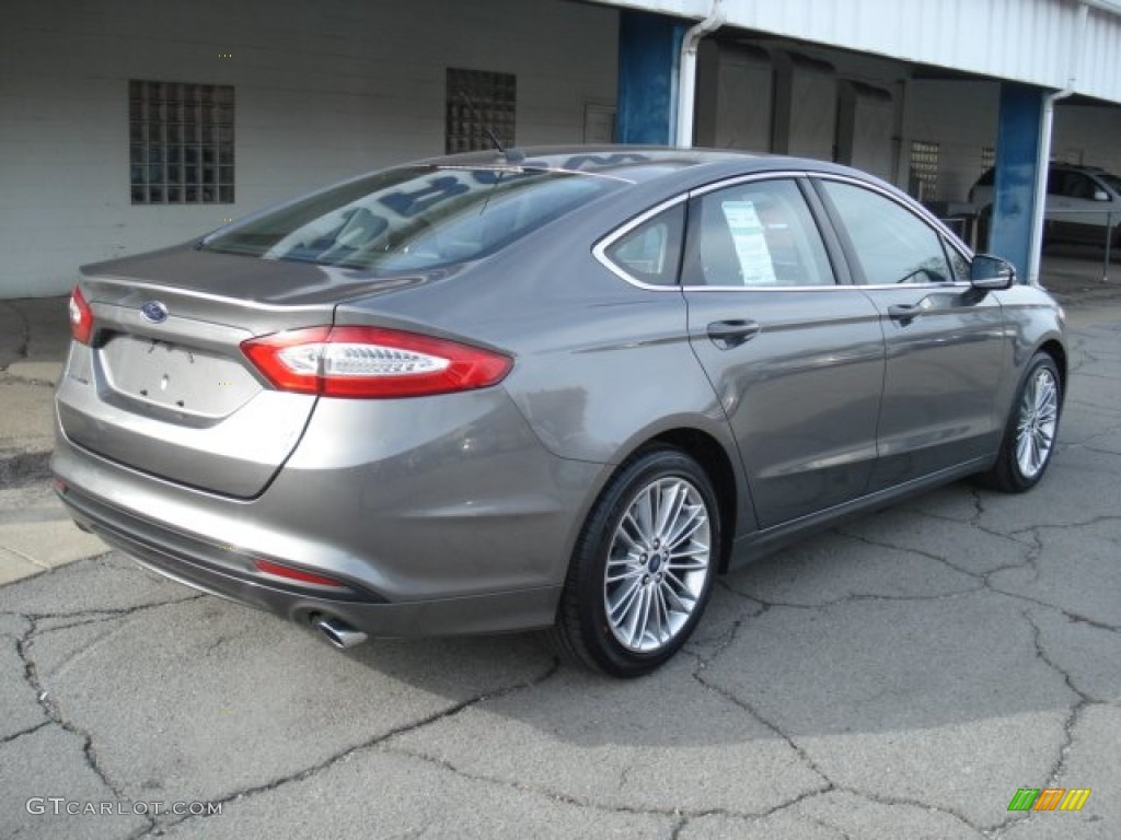 Sterling Gray Metallic 2013 Ford Fusion Se 1 6 Ecoboost Exterior Photo 73717523