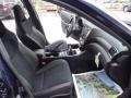 Black Interior Photo for 2012 Subaru Impreza #73733699