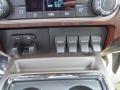 2012 White Platinum Metallic Tri-Coat Ford F250 Super Duty Lariat Crew Cab 4x4  photo #31