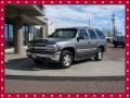2002 Medium Charcoal Gray Metallic Chevrolet Tahoe LT 4x4 #73713432