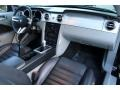 Black/Dove Accent Dashboard Photo for 2007 Ford Mustang #73740062