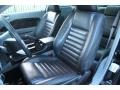 Black/Dove Accent Front Seat Photo for 2007 Ford Mustang #73740081