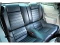 Black/Dove Accent Rear Seat Photo for 2007 Ford Mustang #73740194