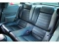 Black/Dove Accent Rear Seat Photo for 2007 Ford Mustang #73740212