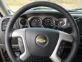 2013 Mocha Steel Metallic Chevrolet Silverado 1500 LT Crew Cab 4x4  photo #15