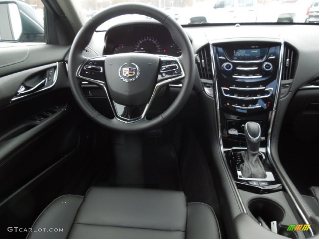 2013 Cadillac Ats 2 0 L Turbo >> 2013 Thunder Gray Chromaflair Cadillac Ats 2 0l Turbo 73713577