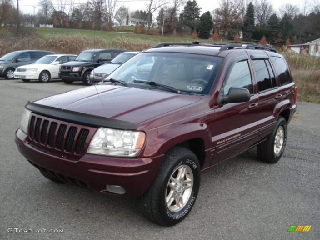 1999 jeep grand cherokee limited 4x4 exterior photos. Black Bedroom Furniture Sets. Home Design Ideas