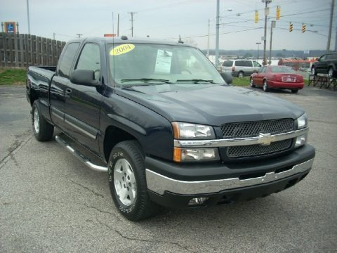 2004 chevrolet silverado 1500 lt extended cab 4x4 data info and specs. Black Bedroom Furniture Sets. Home Design Ideas