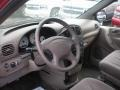 2002 Chrysler Voyager Sandstone Interior Dashboard Photo