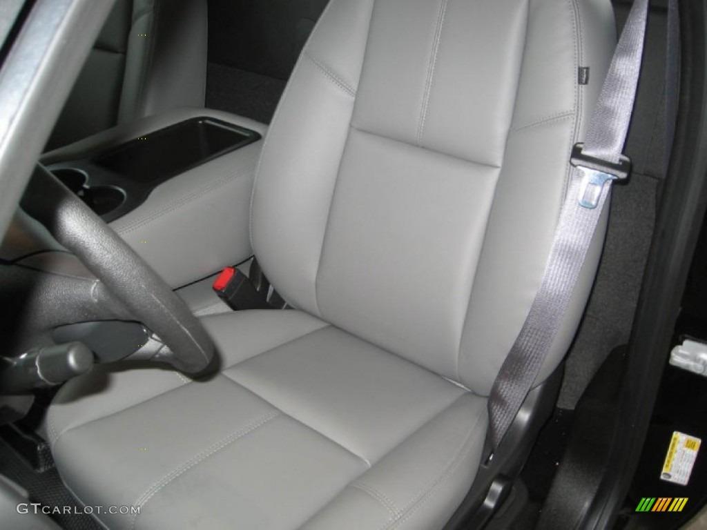 2013 Silverado 1500 LS Regular Cab - Black / Dark Titanium photo #10